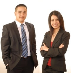David Vu & Brigitte Obregon, Brokers, Toronto Real Estate